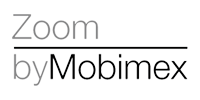 Zoom by Mobimex Logo